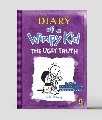 Diary of Wimpy Kid Ugly Truth