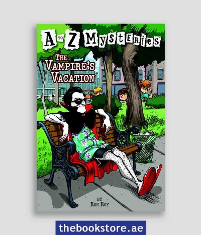 Atoz Mysteries The Vampires Vacation