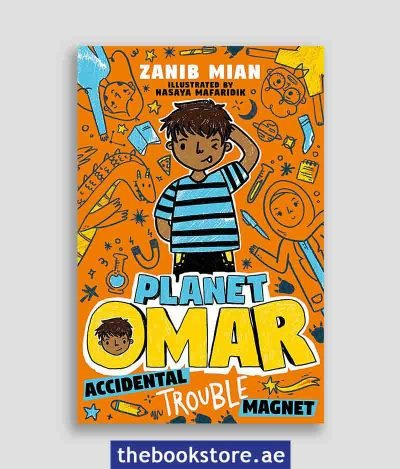 Planet Omar Accidental Trouble Magnet Book 1