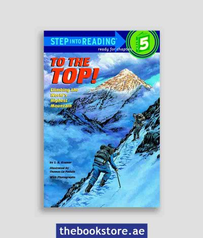 Step Into Reading To The Top