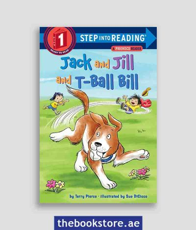 Jack And Jill And T Ball Bill