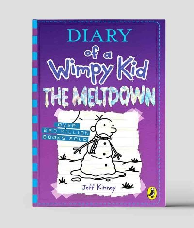 Diary of a Wimpy Kid The Meltdown (Book 13)