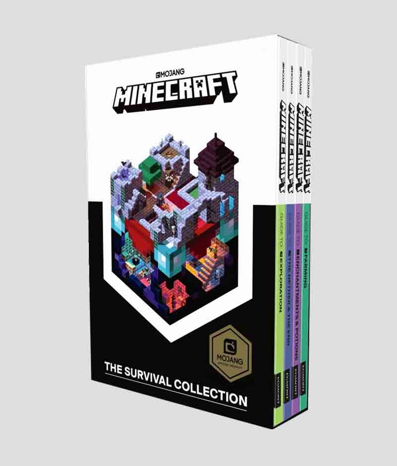 Minecraft The Survival Collection