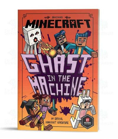 Minecraft Ghast in the Machine
