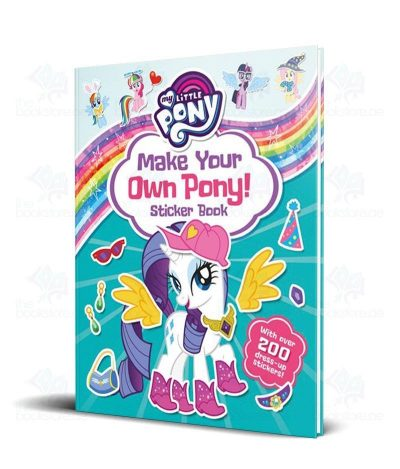 My Little Pony Make Your Own Pony Sticker Book
