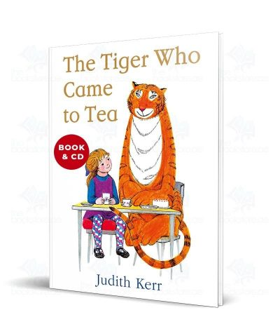 he Tiger Who Came to Tea book and cd